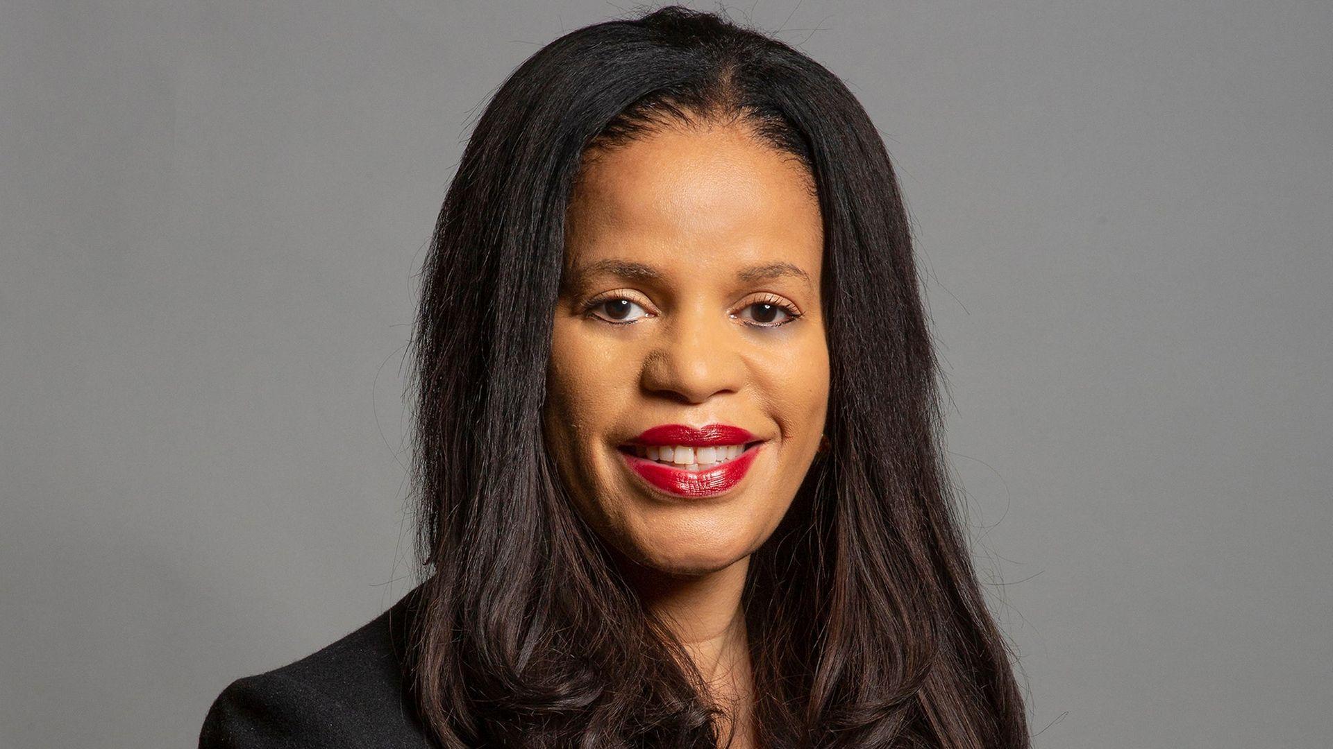 Labour MP Claudia Webbe