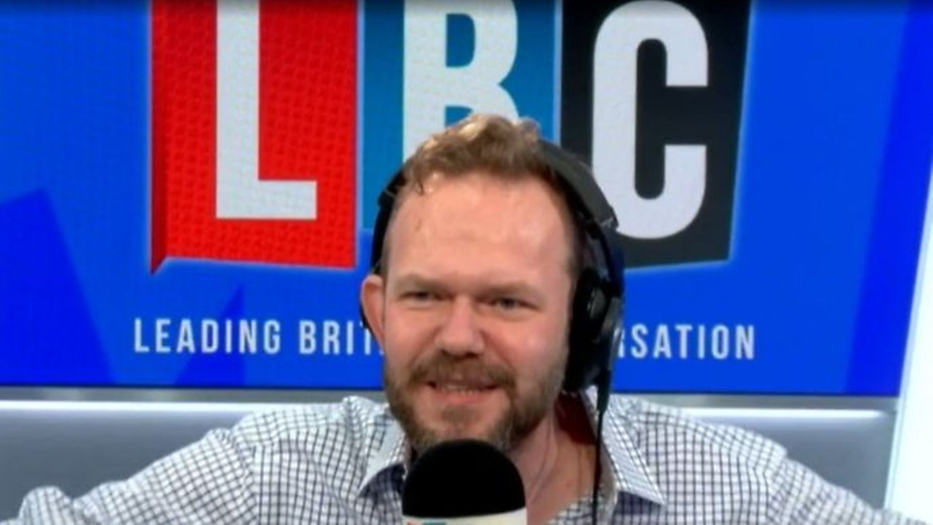 James O'Brien compared NHS Track and Trace boss, Dido Harding, to Rodney Trotter from Only Fools and Horses - Credit: LBC