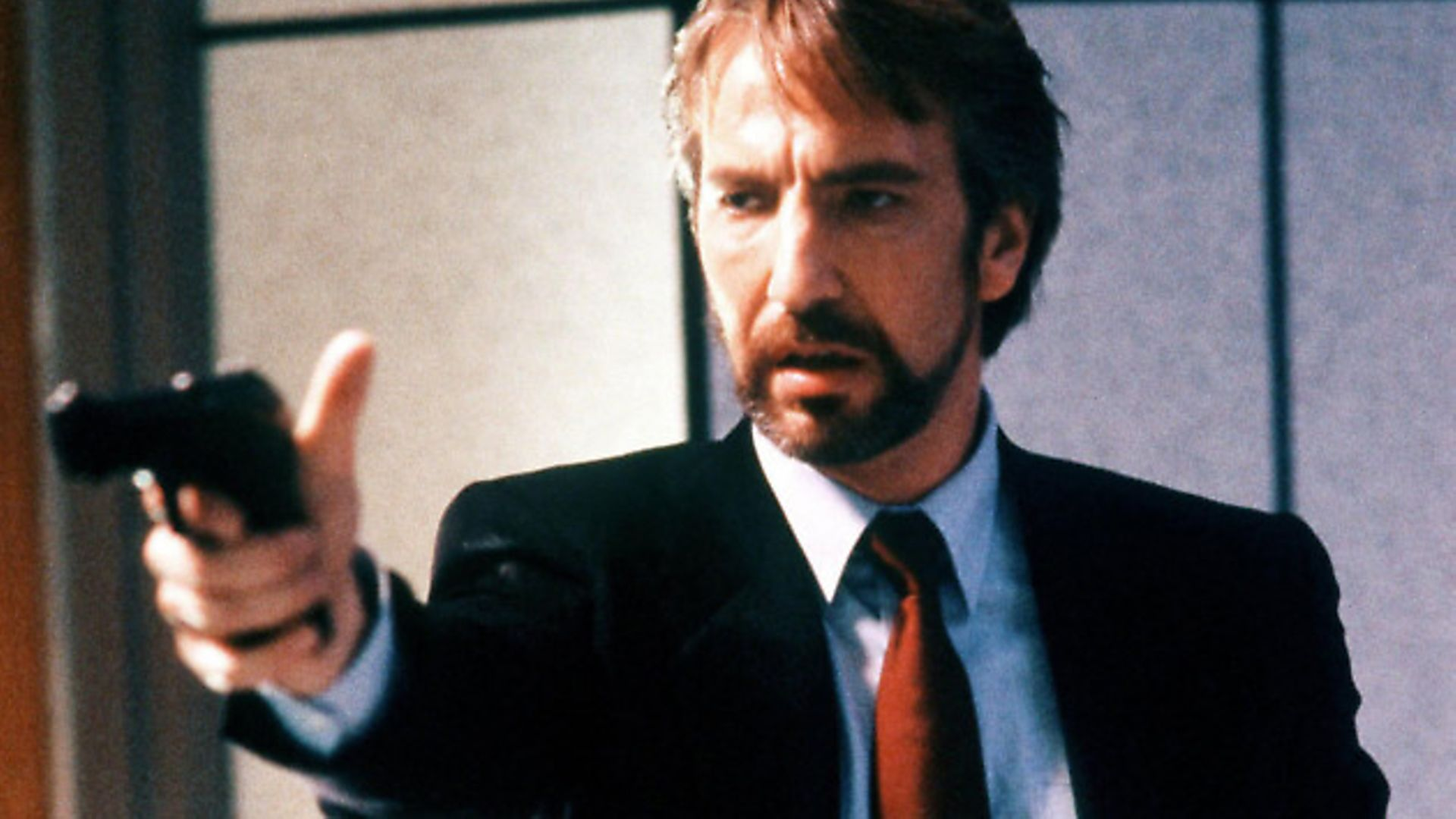 Alan Rickman   in Die Hard (1988) - Credit: WENN.com