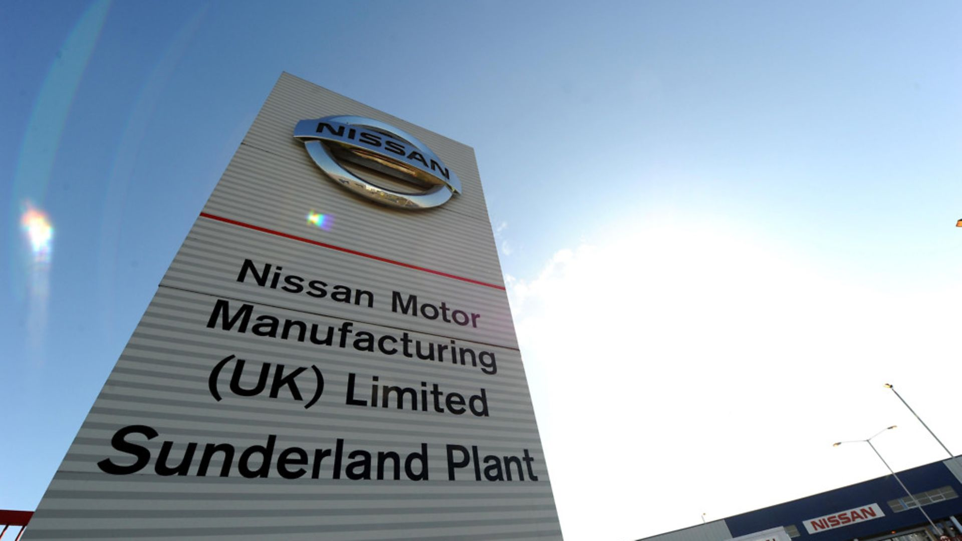 The Nissan Factory in Sunderland - Credit: Owen Humphreys/PA.