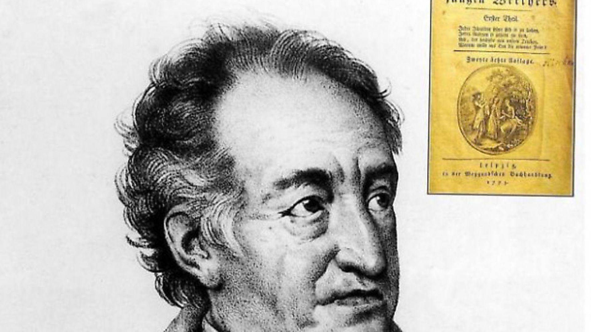Johann Wolfgang von Goethe - Credit: Archant