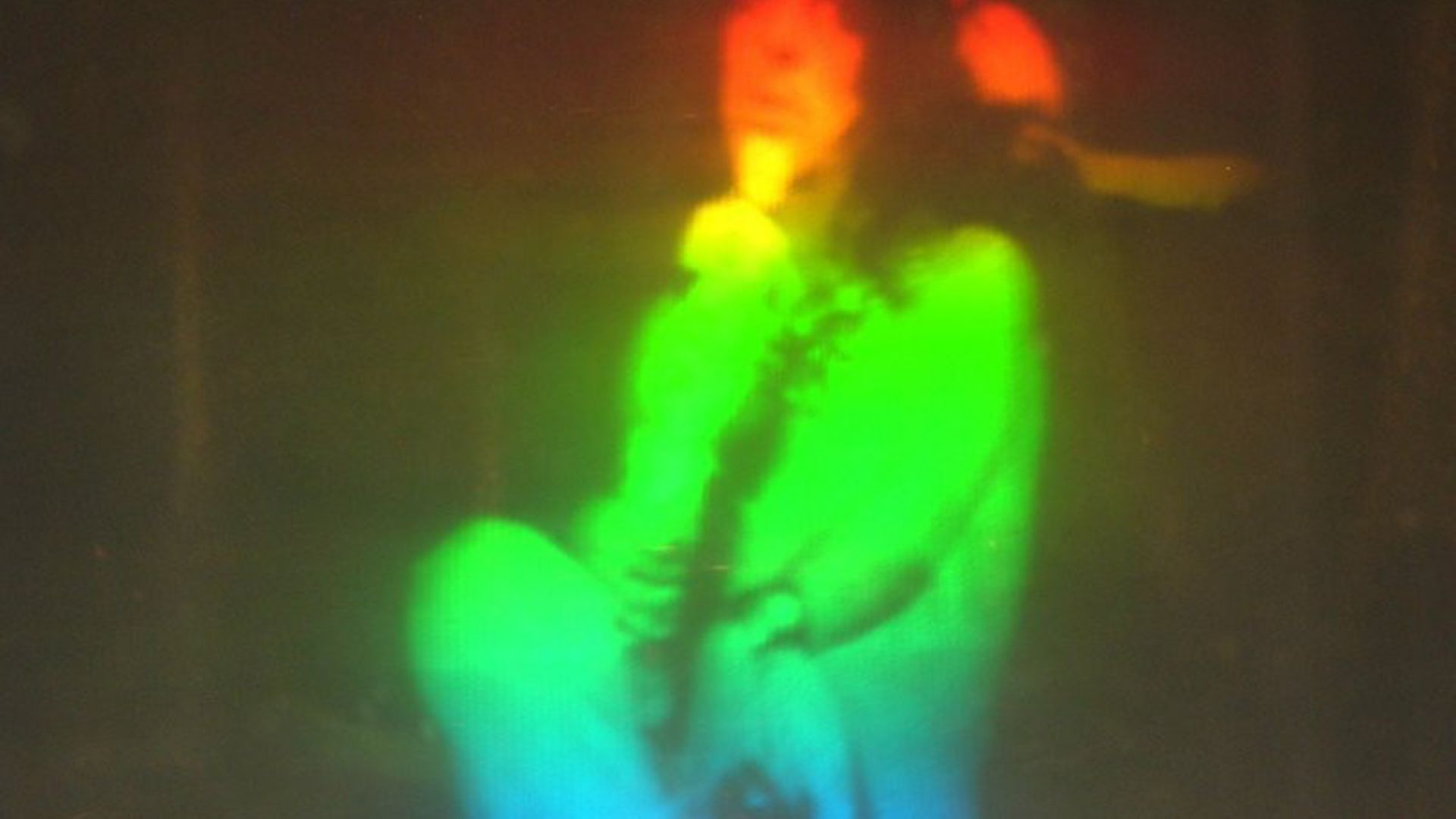 The hologram created for Alice Cooper by Dali - Credit: Archant