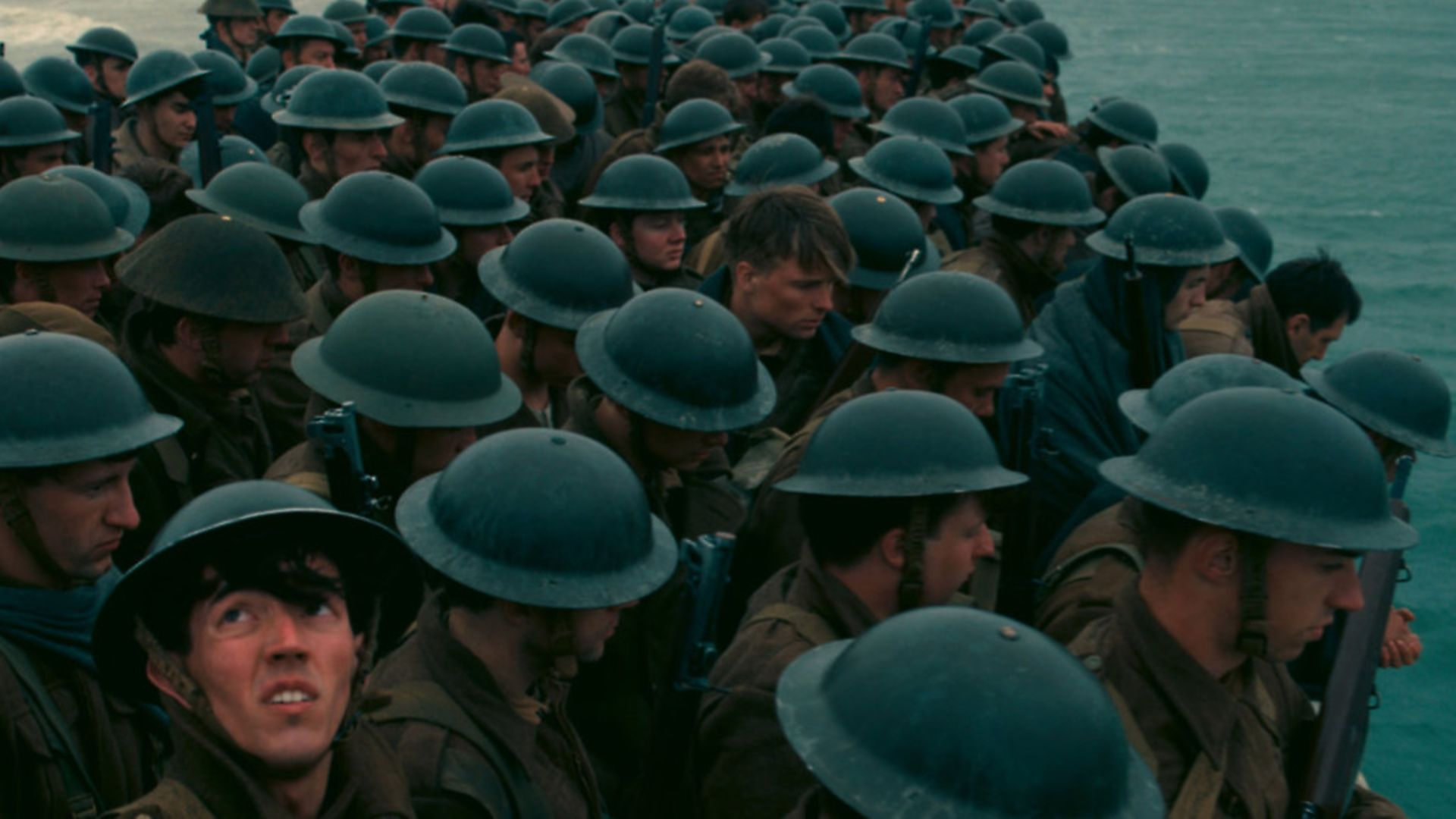 Dunkirk, Christopher Nolan, 2017 - Credit: Cover Images