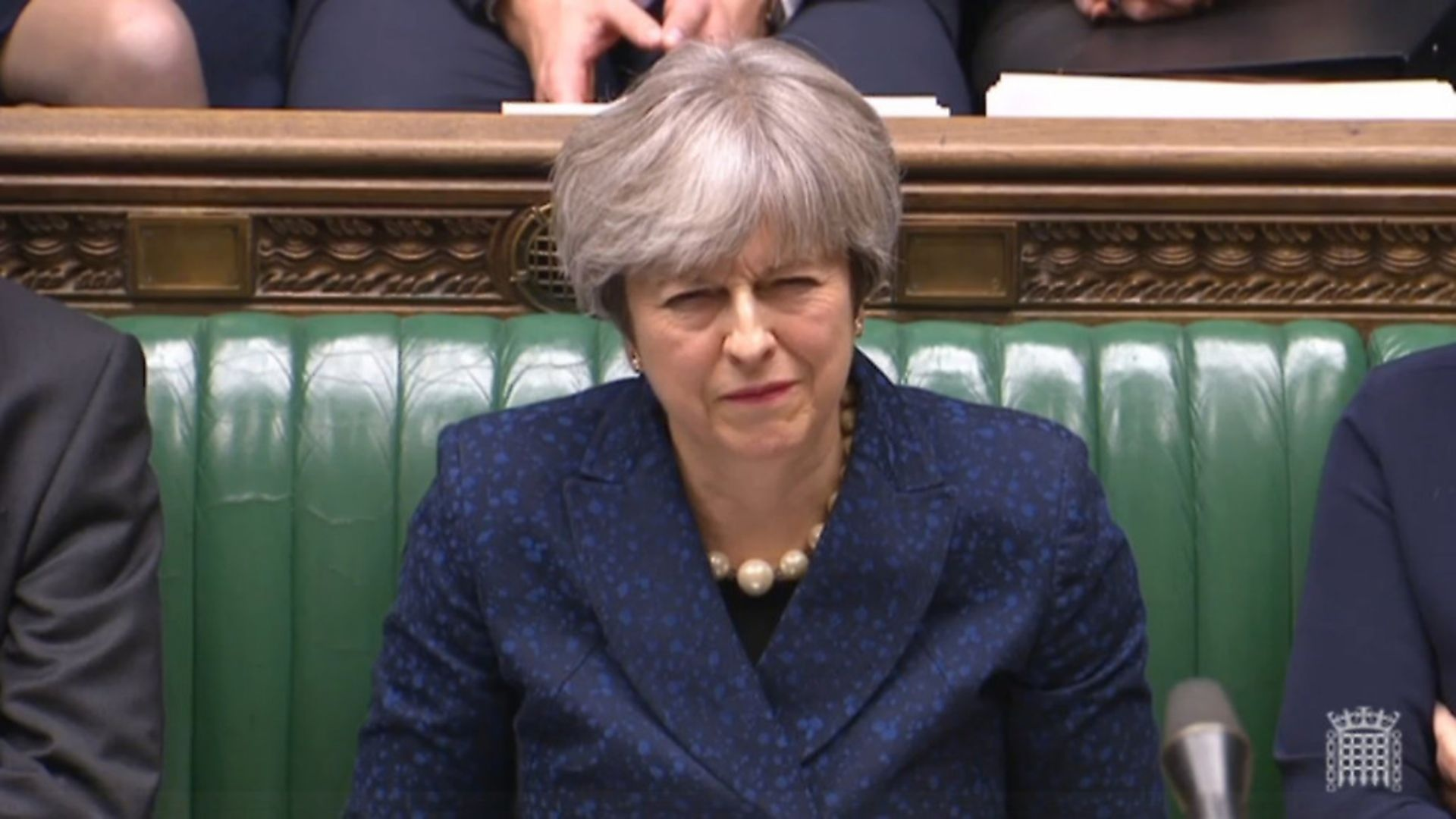 Prime Minister Theresa May - Credit: PA Wire/PA Images