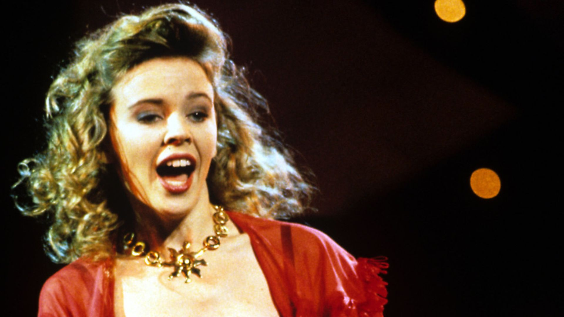 """""""In my imagination, there is no complication..."""" The lyrics to the Stock Aitken Waterman penned hit sum up the Brexiteers' attitude. Photo: the singer, Kylie Minogue, pictured in 1989, PA image - Credit: EMPICS Entertainment"""