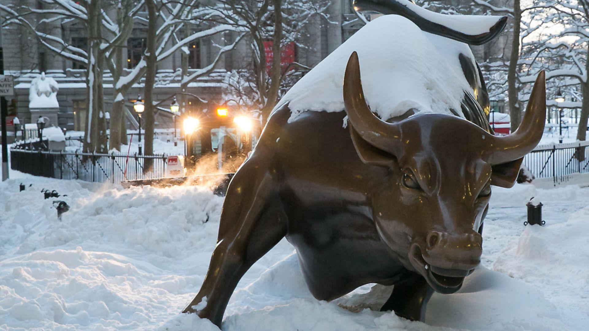 Markets remain bullish but experts are warning ivestors to be cautious   PHOTO: � Beowulf Sheehan/ZUMA Wire) - Credit: Zuma Press/PA Images