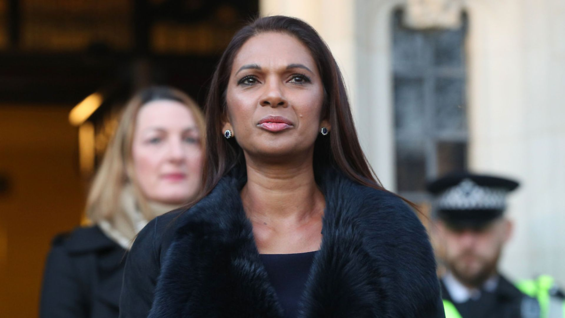Gina Miller arriving at The Supreme Court, London where Britain's most senior judges will ruled Theresa May had the power to trigger the formal process for the UK's exit from the European Union. - Credit: PA Archive/PA Images