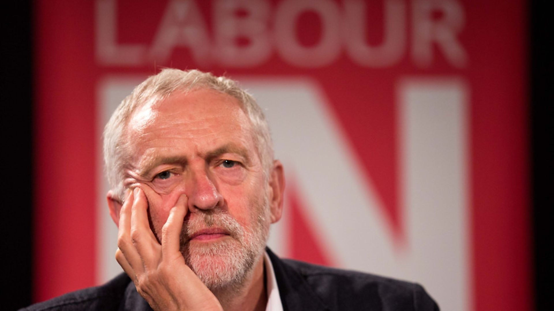 Jeremy Corbyn at a Rally to Remain in the EU (Photo by Rob Stothard/Getty Images) - Credit: Getty Images