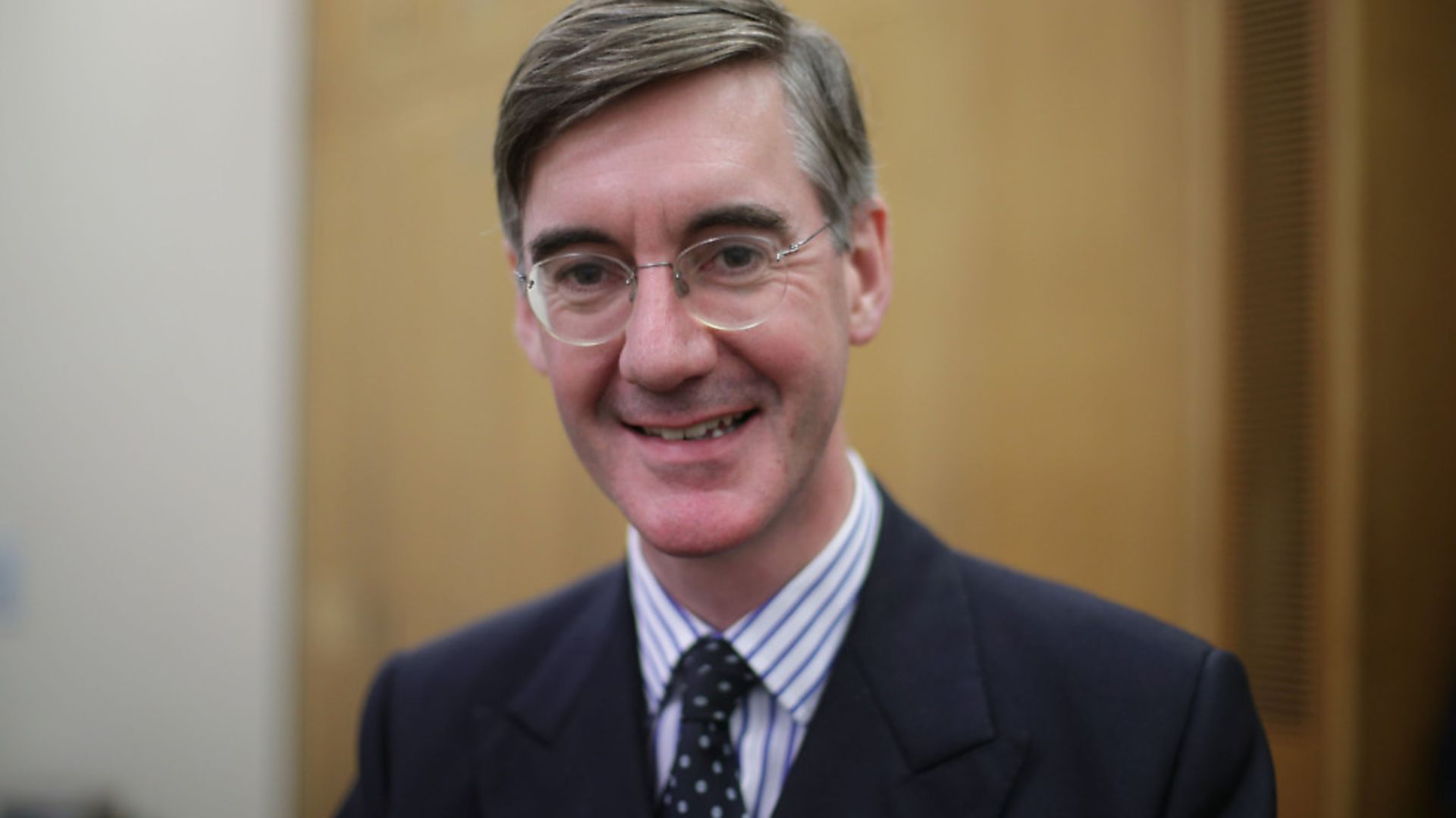 Tory Eurosceptic MP Jacob Rees-Mogg. Picture: PA Wire - Credit: PA Wire/PA Images