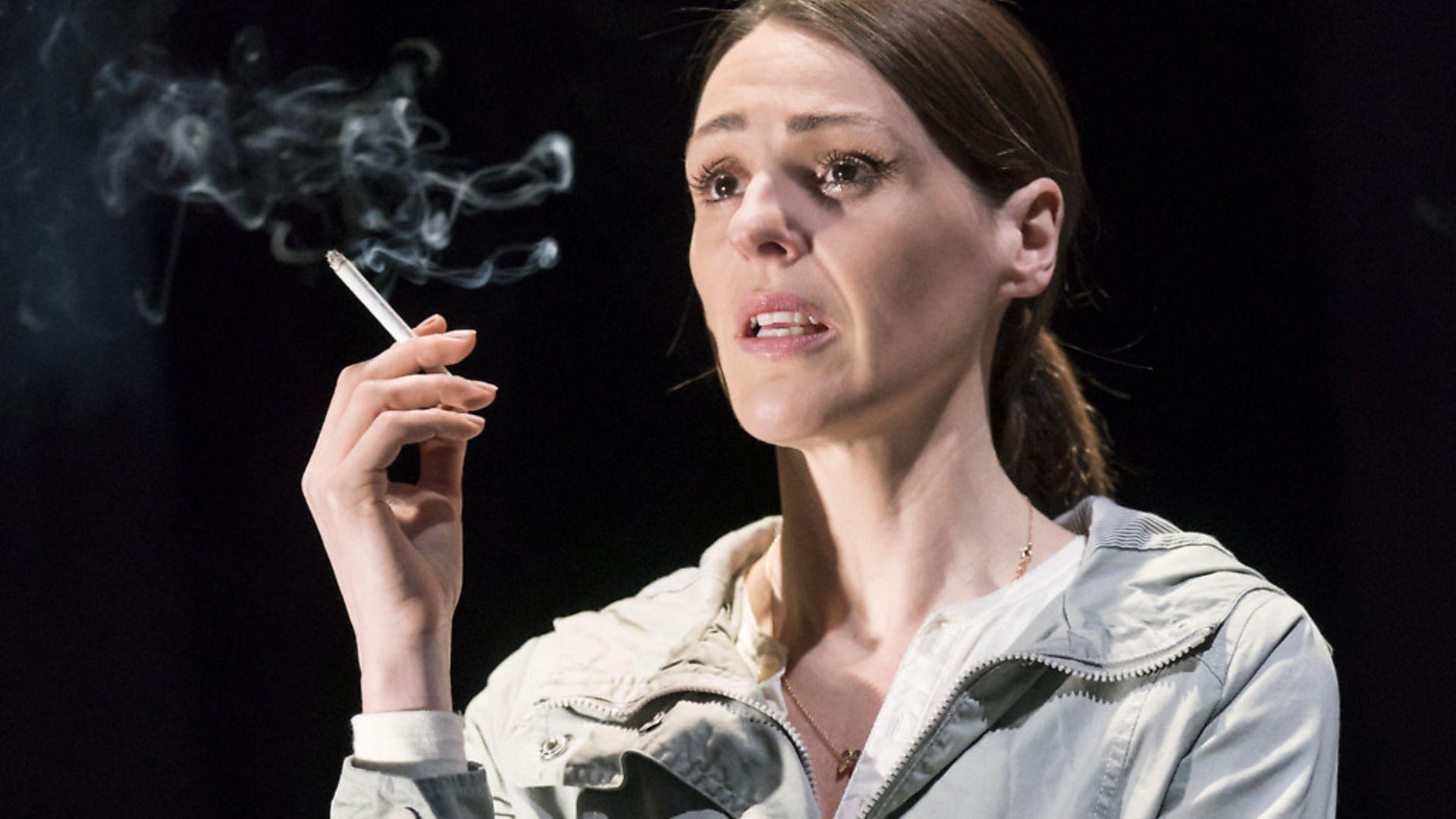 Suranne Jones as Nancy in Frozen at the Theatre Royal Haymarket, London. Picture: Johan Persson - Credit: Archant