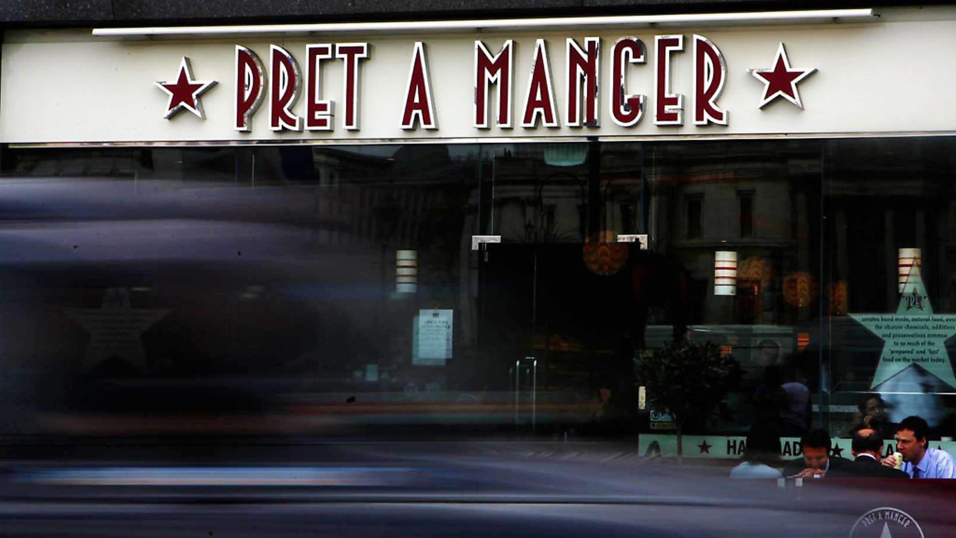 The chairman of the private equity investor deciding Pret A Manger's future has voiced his concerns about Brexit's impact. Picture: Cathal McNaughton/PA Archive/PA Images - Credit: PA Archive/PA Images