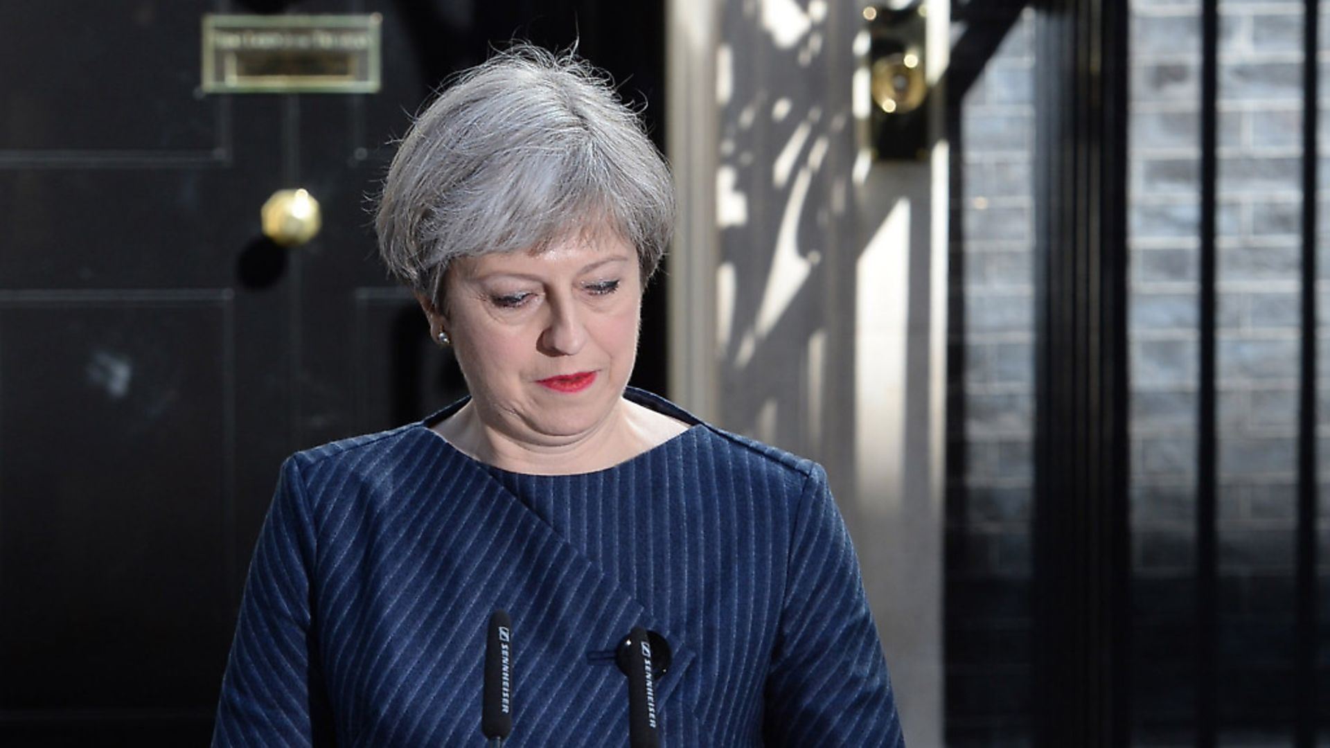 Prime Minister Theresa May. Photograph: John Stillwell/PA Images. - Credit: PA Archive/PA Images