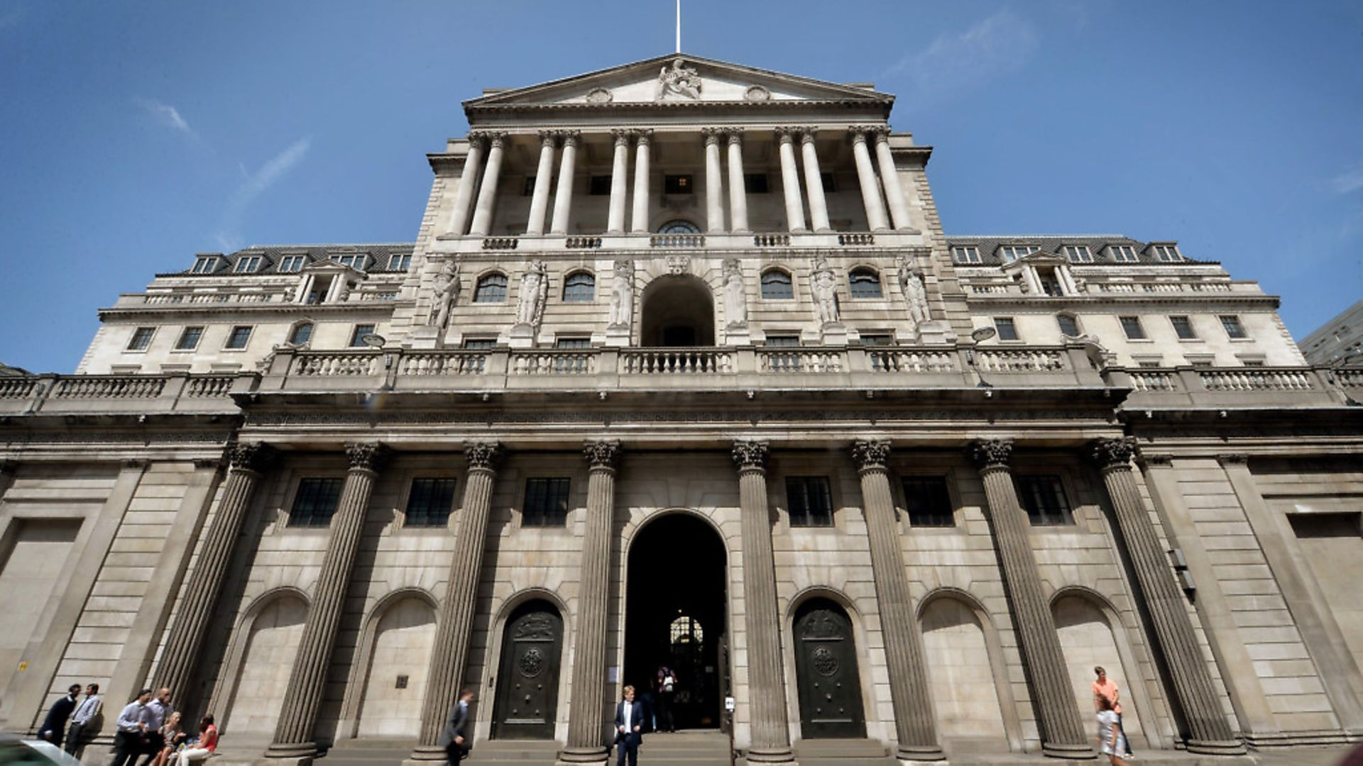 The Bank of England. Picture: Anthony Devlin - Credit: PA Wire/PA Images