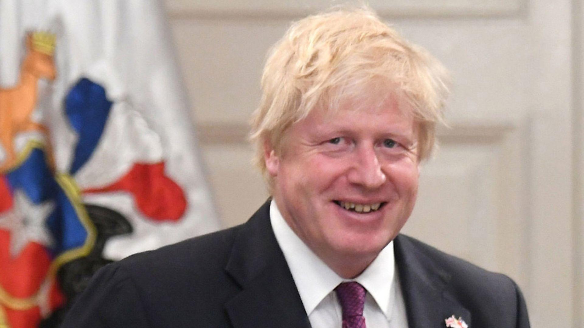 Foreign Secretary Boris Johnson Photo: PA - Credit: PA Archive/PA Images