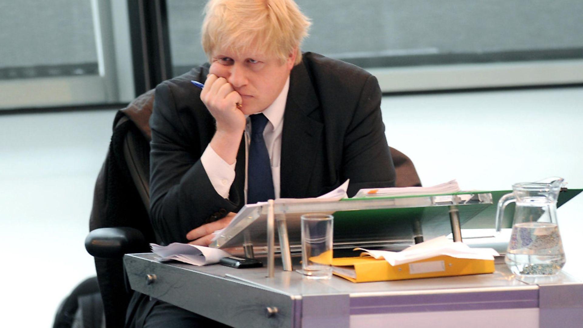 Boris Johnson. Photograph: Anthony Devlin/PA Images. - Credit: PA Archive/PA Images