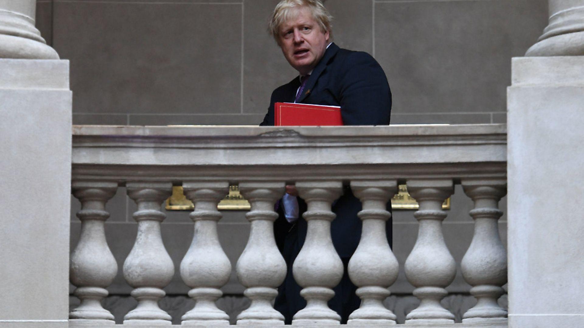 Boris Johnson. Photo: PA / Stefan Rousseau - Credit: PA Wire/PA Images