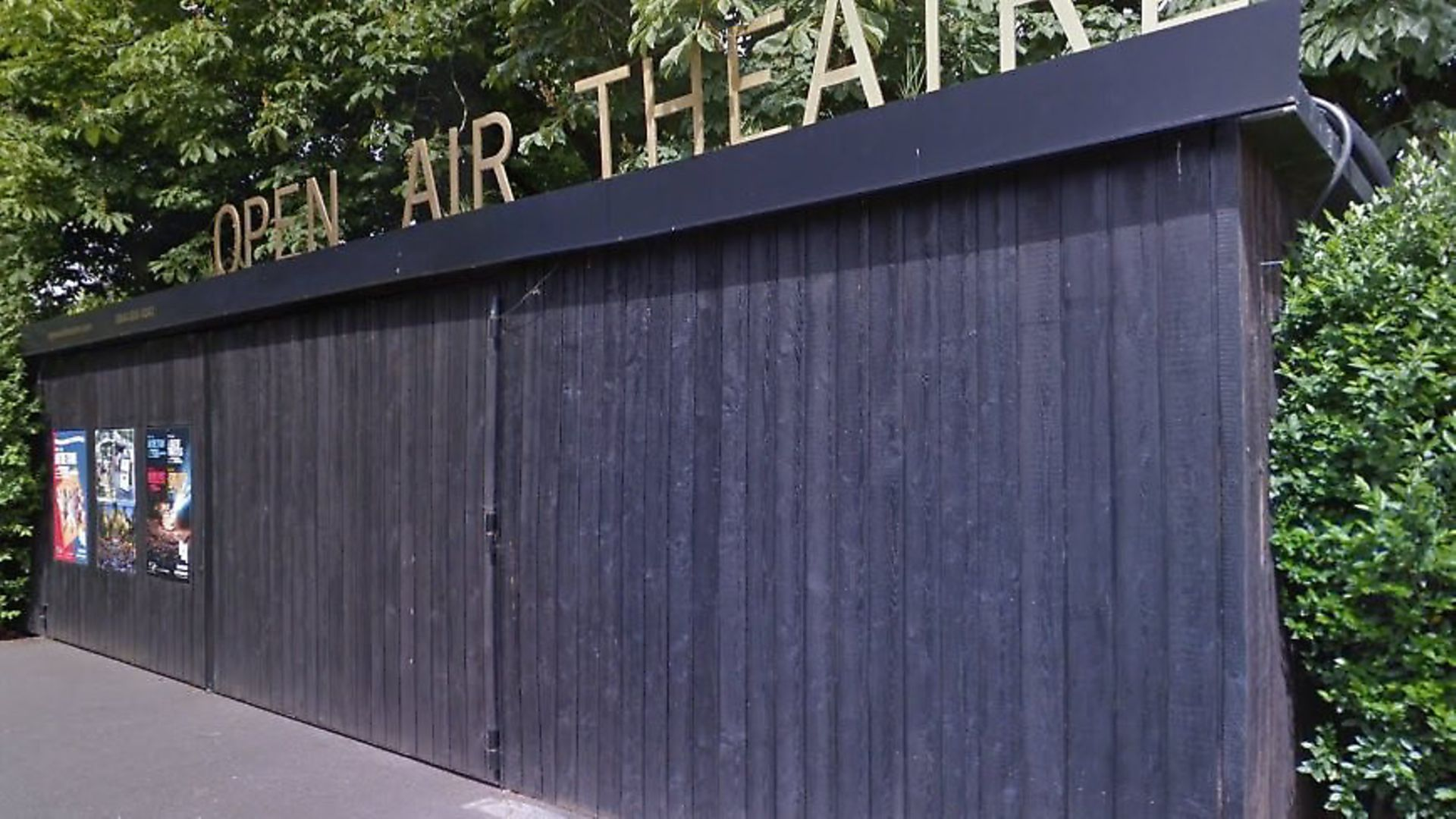 Regent's Park Open Air Theatre in London. Picture: Google - Credit: Archant