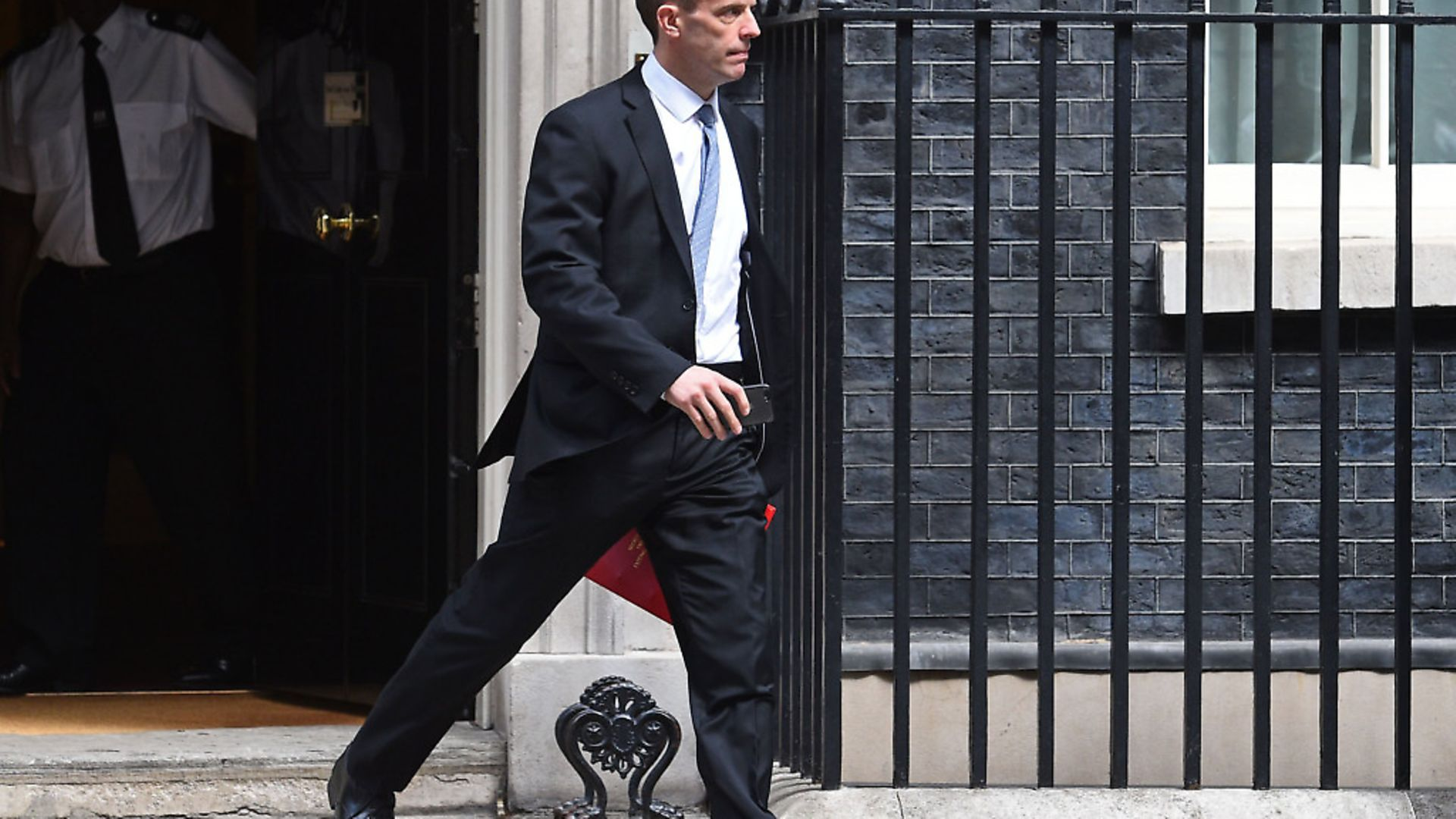 Dominic Raab has admitted the cabinet is still not united over the Chequers agreement Photo: PA / Kirsty O'Connor - Credit: PA Wire/PA Images