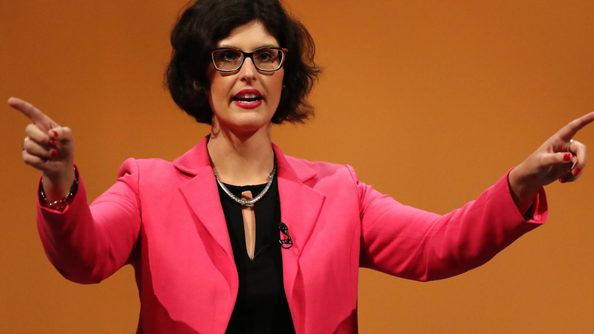 Layla Moran MP makes a speech at the Liberal Democrats conference at the Bournemouth International Centre. - Credit: PA Archive/PA Images