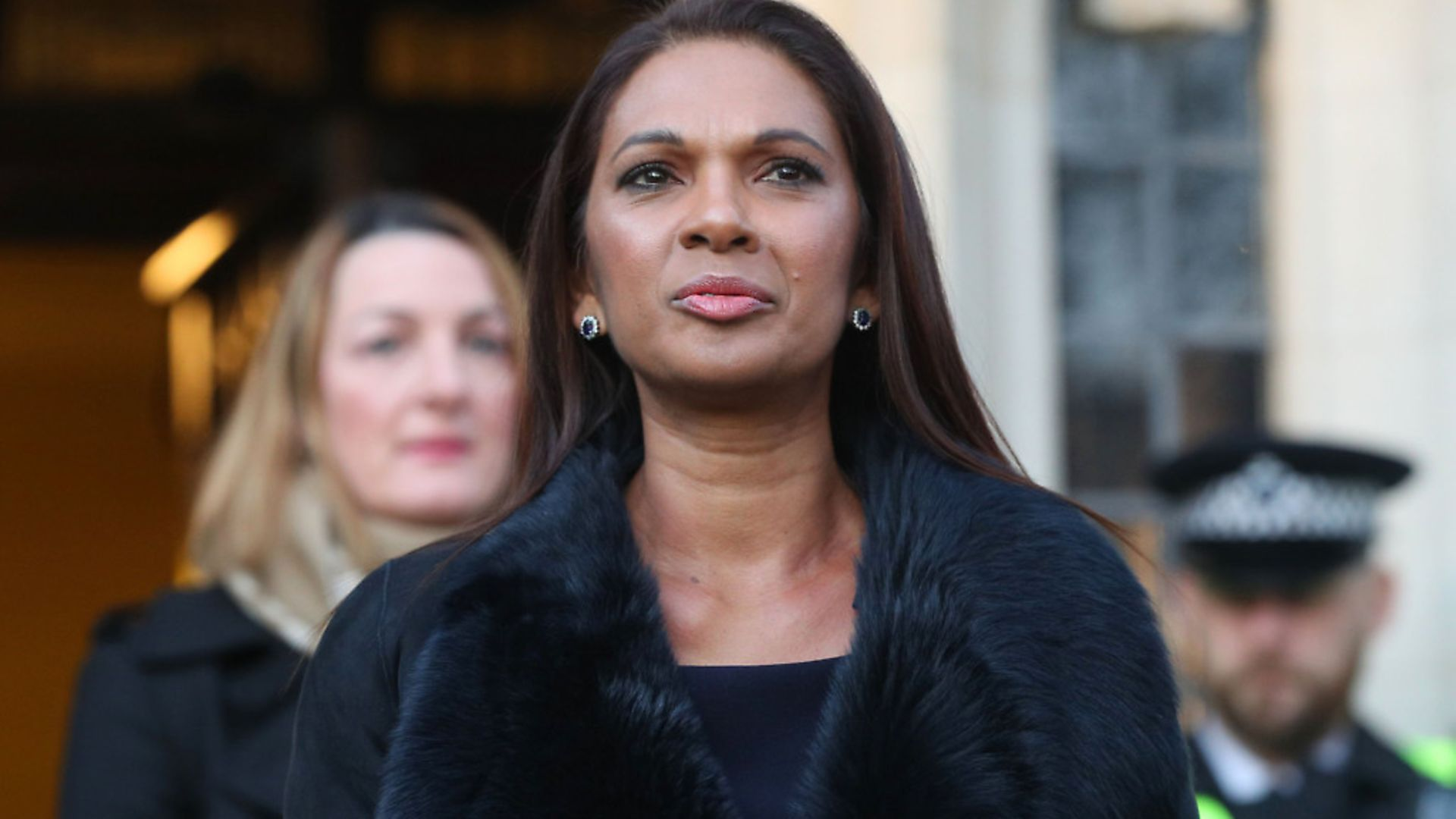 Gina Miller. Photo: WPA Pool /Getty Images. - Credit: Getty Images