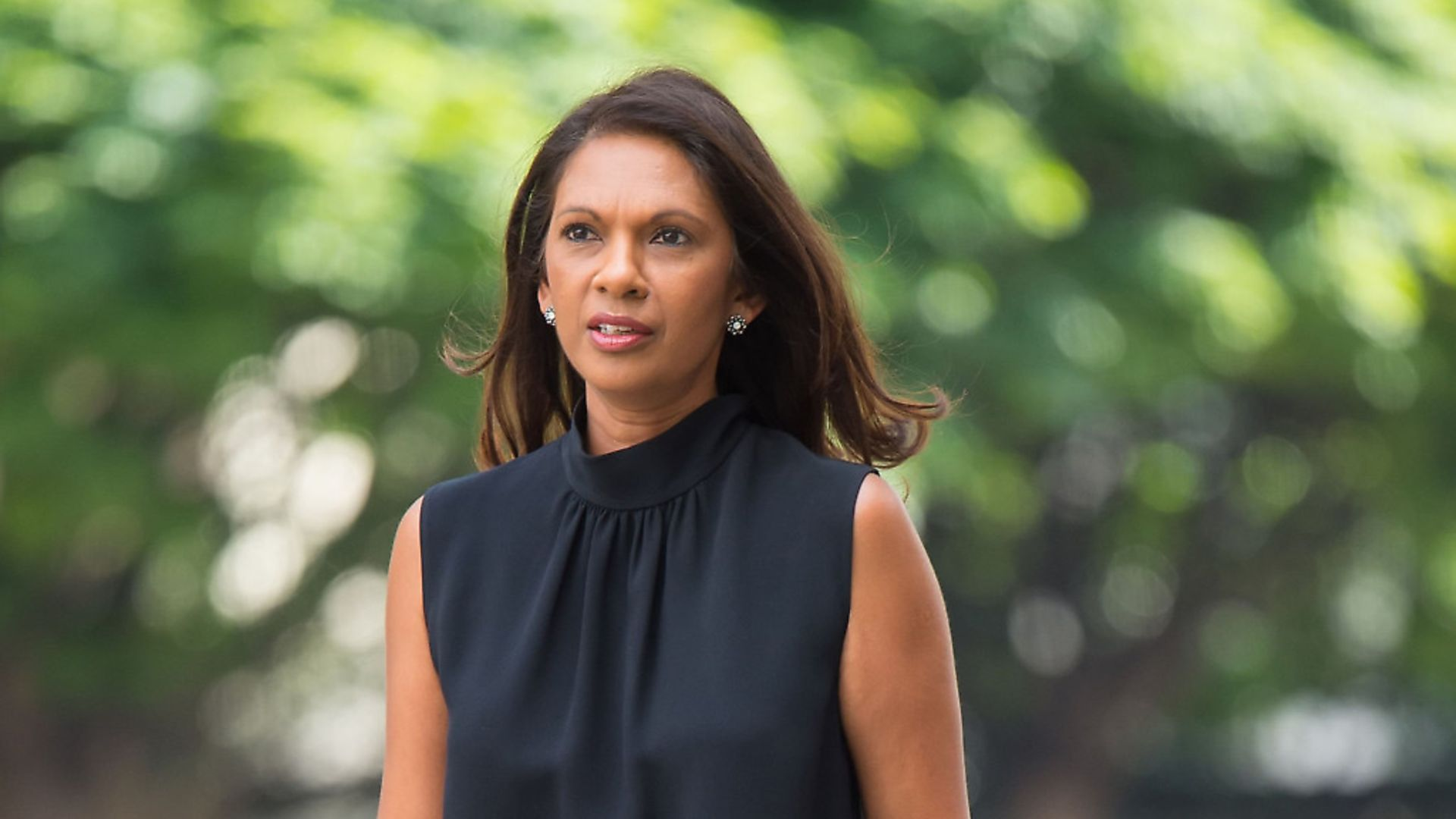 Gina Miller arrives at Westminster Magistrates' Court in London. - Credit: PA Archive/PA Images