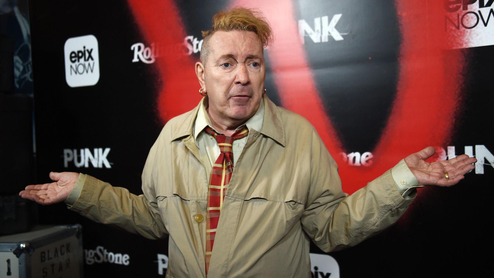 John Lydon - Credit: WireImage