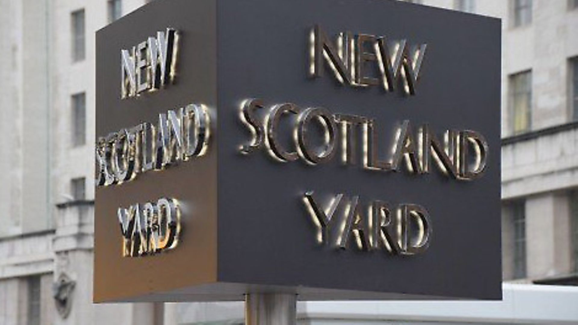 'The Met Police are stalling on an investigation of the Leave campaigns which broke electoral law because it is too politically sensitive,' says a New European reader. Photo: Metropolitan Police - Credit: Archant
