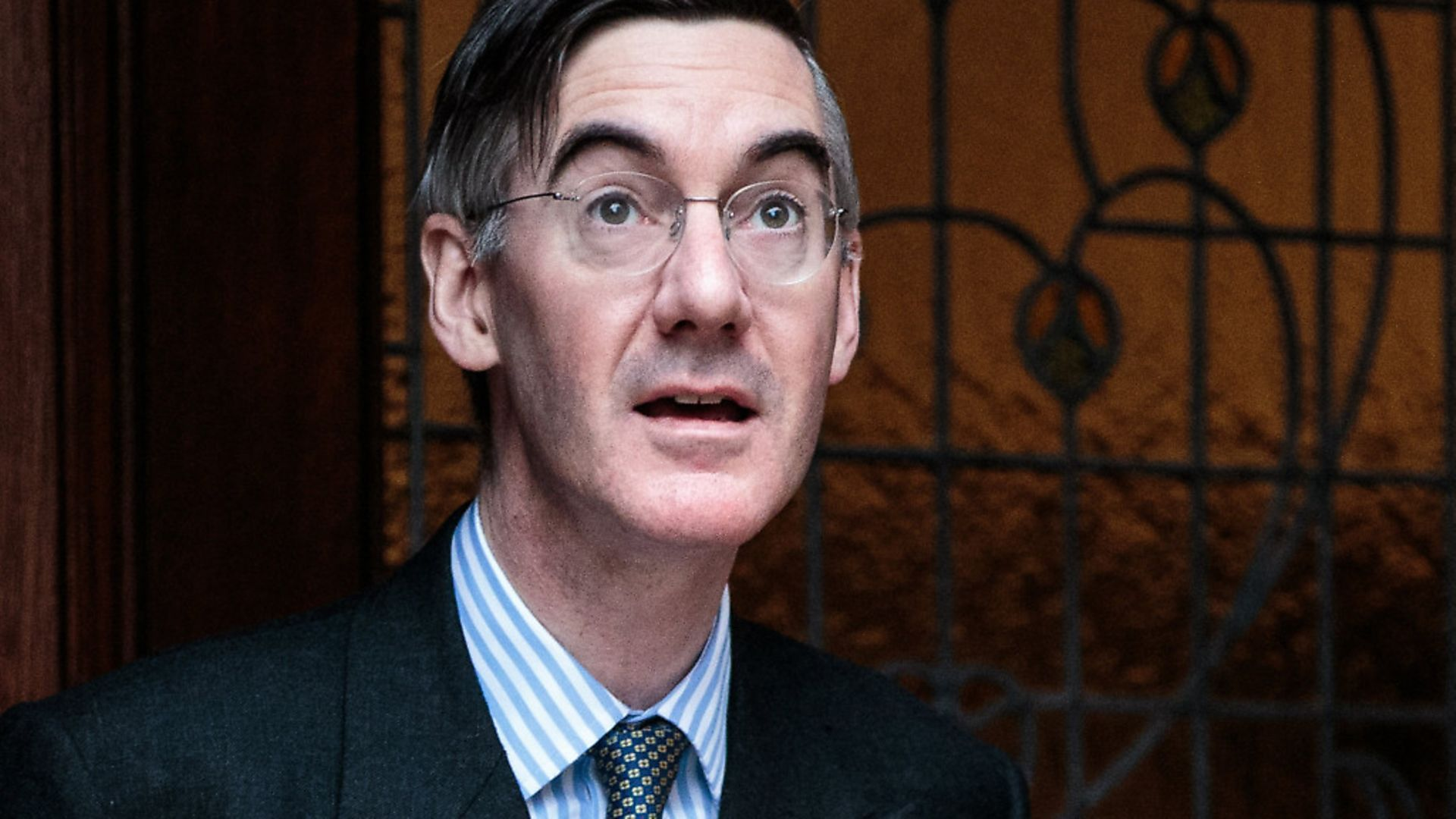 Womad woes for Jacob Rees-Mogg (Photo by Jack Taylor/Getty Images) - Credit: Getty Images