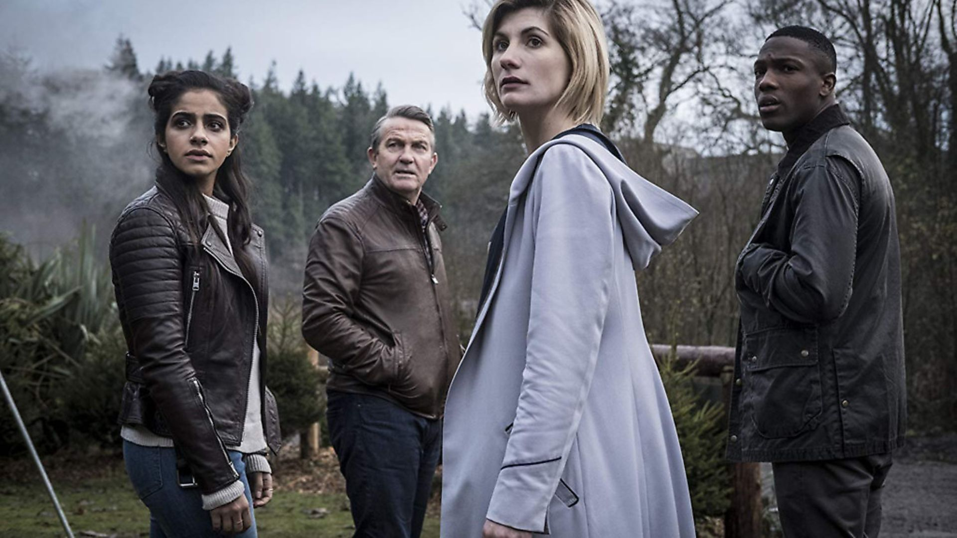 FLAWLESS: Jodie Whittaker as the Doctor in Doctor Who. Image: BBC - Credit: Archant