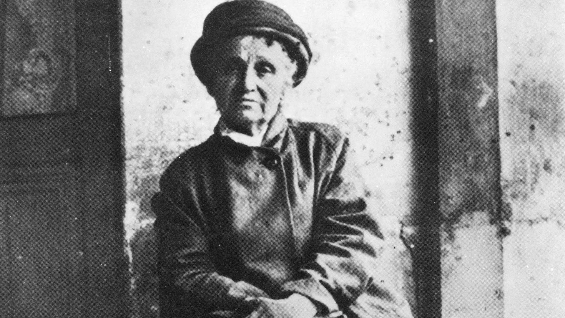 French sculptor Camille Claudel in 1935 - Credit: Mondadori Portfolio/Archivio Mar