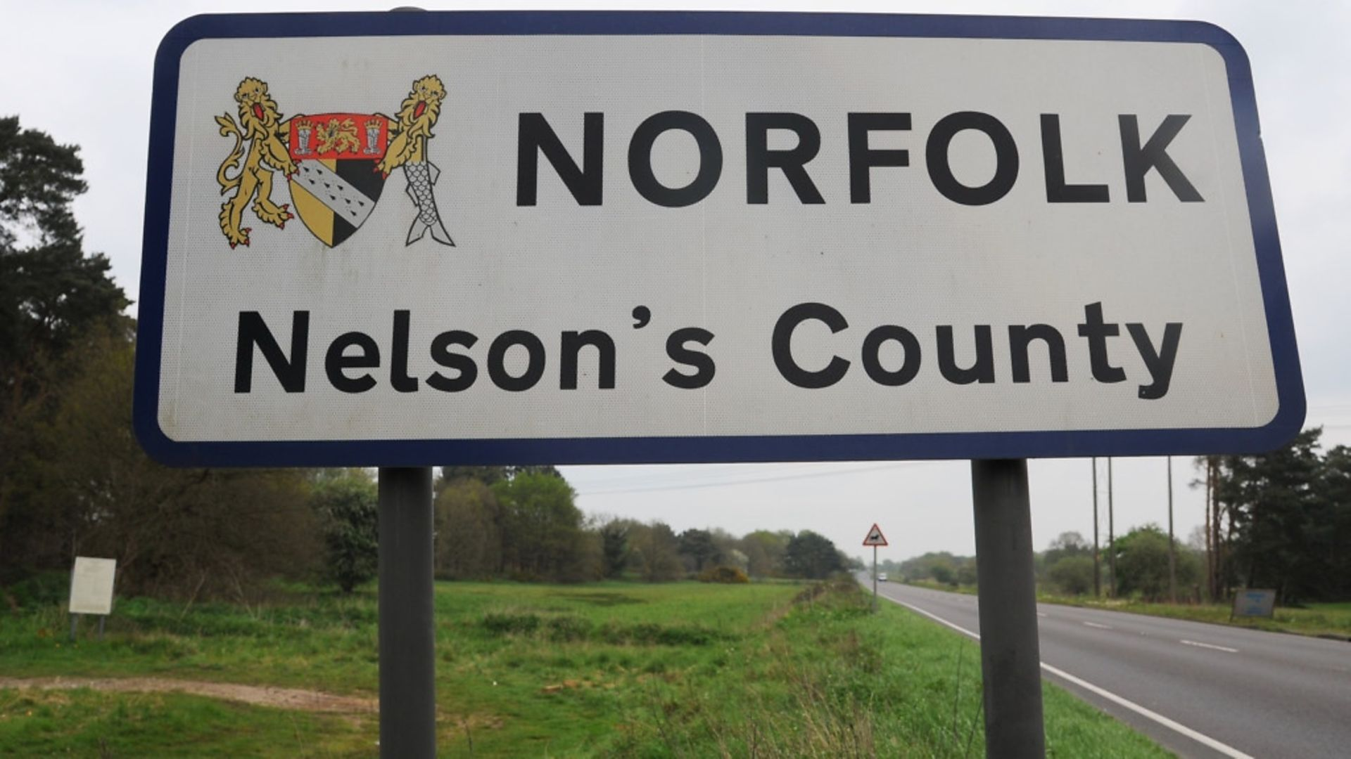A road sign for Norfolk - Credit: Archant