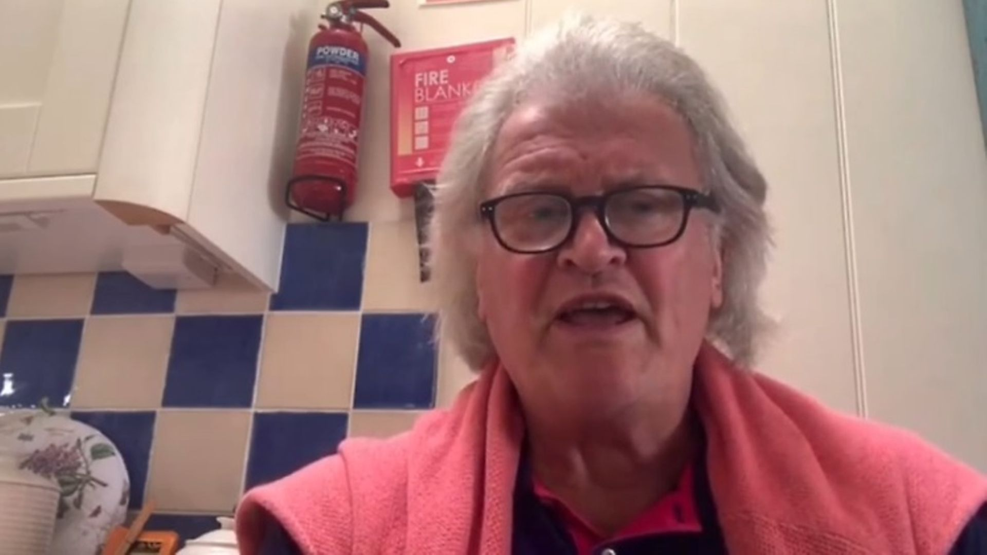 Wetherspoon boss Tim Martin appears on Ian King Live. - Credit: Sky News