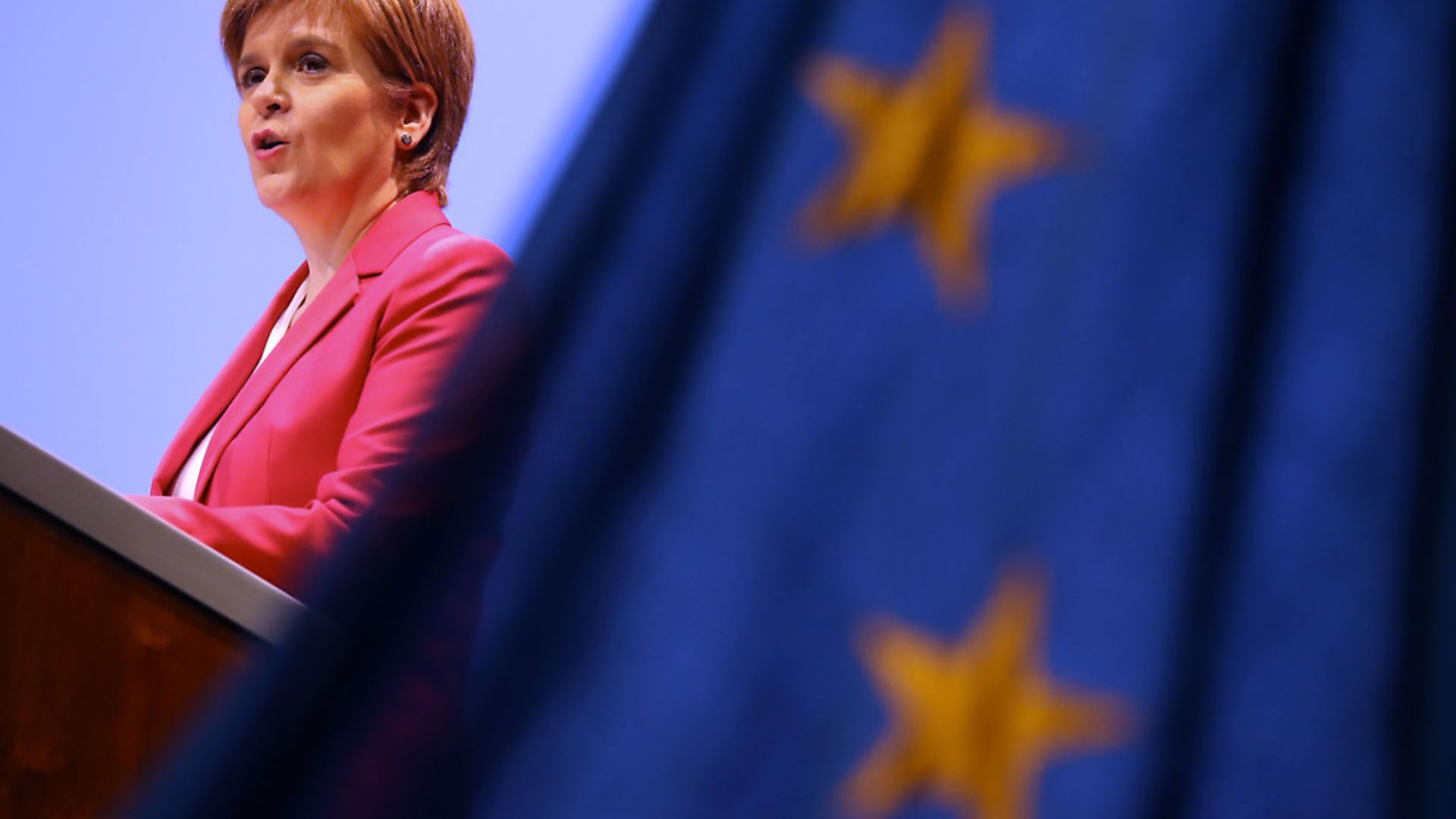 First Minister Nicola Sturgeon. Photograph: Andrew Milligan/PA. - Credit: PA Wire/PA Images
