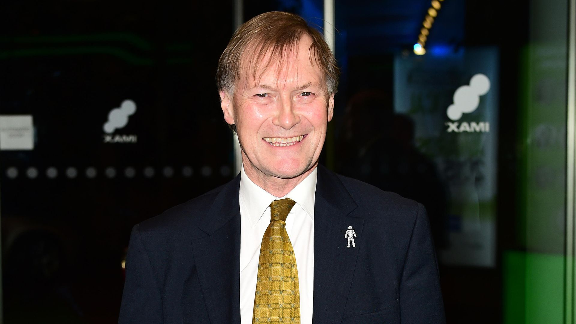 Tory MP Sir David Amess (pictured above) has had his office targeted by protesters - Credit: PA