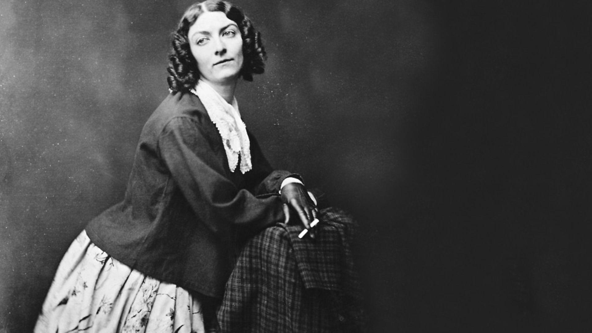Lola Montez, British dancer and adventuress. Photo: Getty Images. - Credit: Bettmann Archive