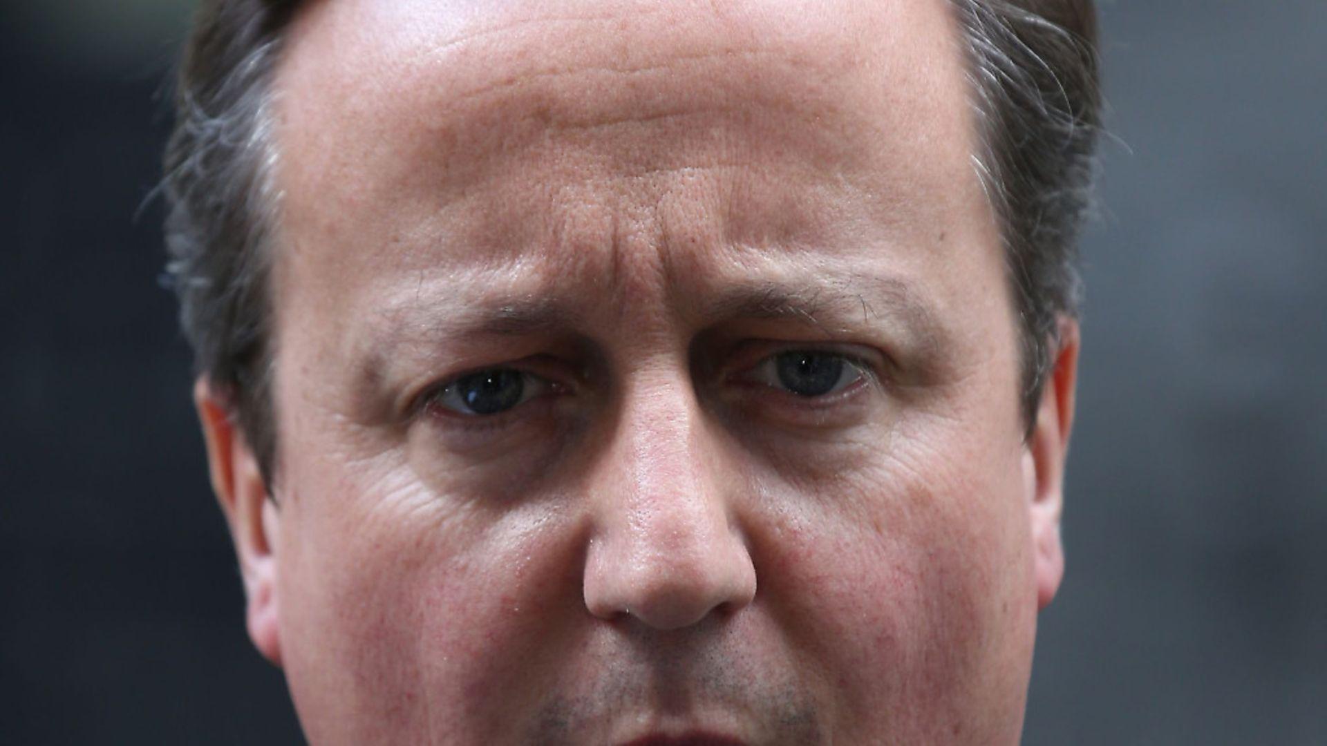 David Cameron. Photograph: Philip Toscano/PA. - Credit: PA Wire/Press Association Images