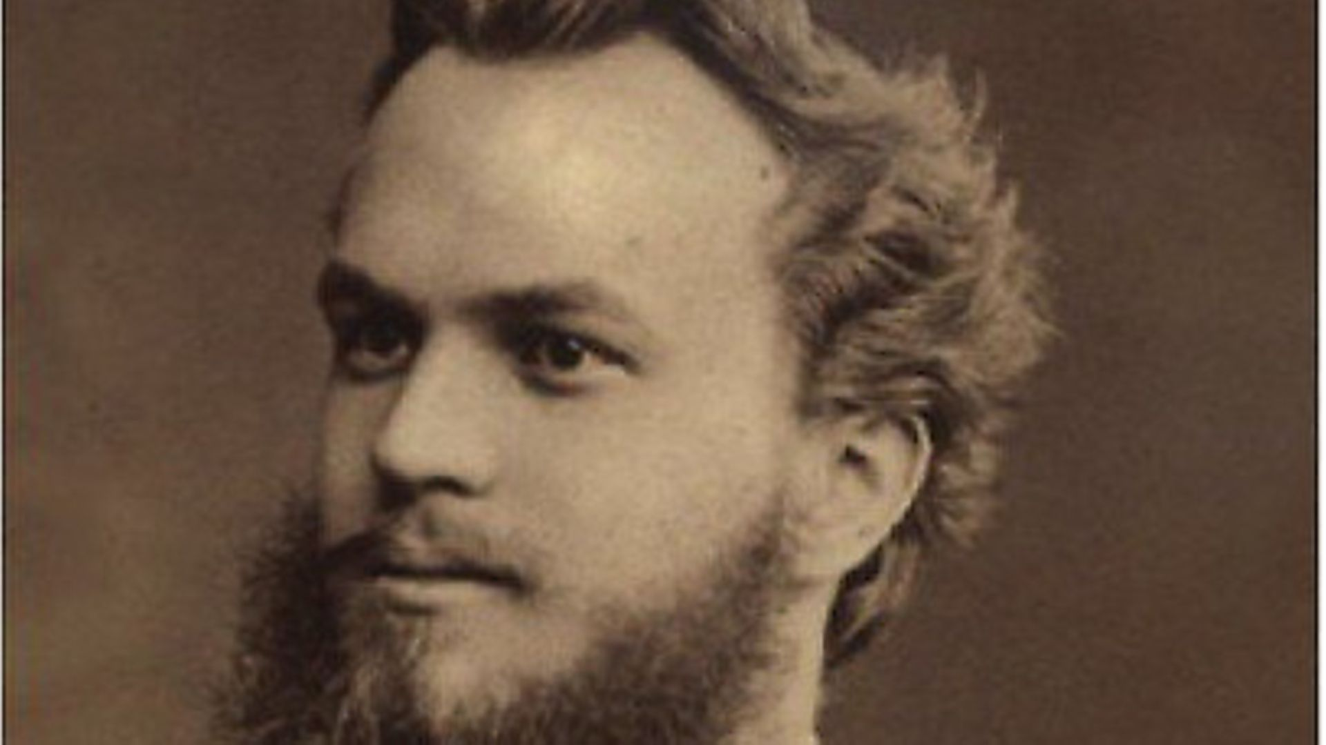 Czech historian Josef Konstantin Jirecek. - Credit: Archant