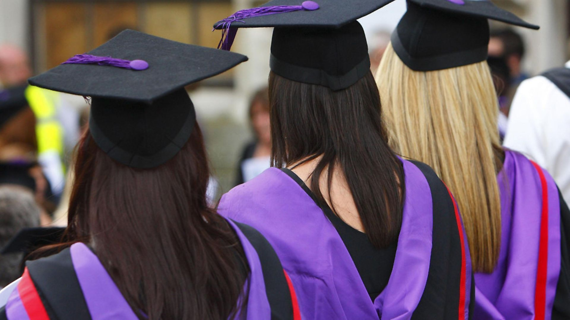 According to Universities UK, thousands of students could lose out on funding to study abroad if the UK opts for a no-deal Brexit. Photograph: Chris Ison/PA Wire - Credit: PA