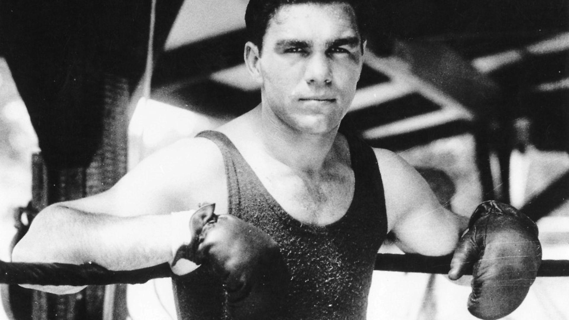German heavyweight boxing champion Max Schmeling. Photo: Max Machon/ullstein bild via Getty Images - Credit: ullstein bild via Getty Images