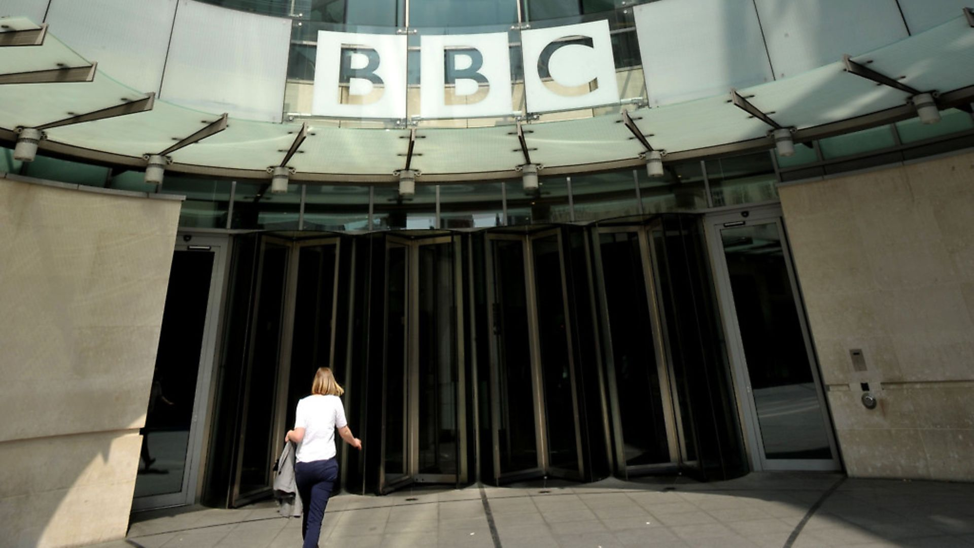 BBC Broadcasting House in London. Photograph: Nick Ansell/PA. - Credit: PA Wire/PA Images