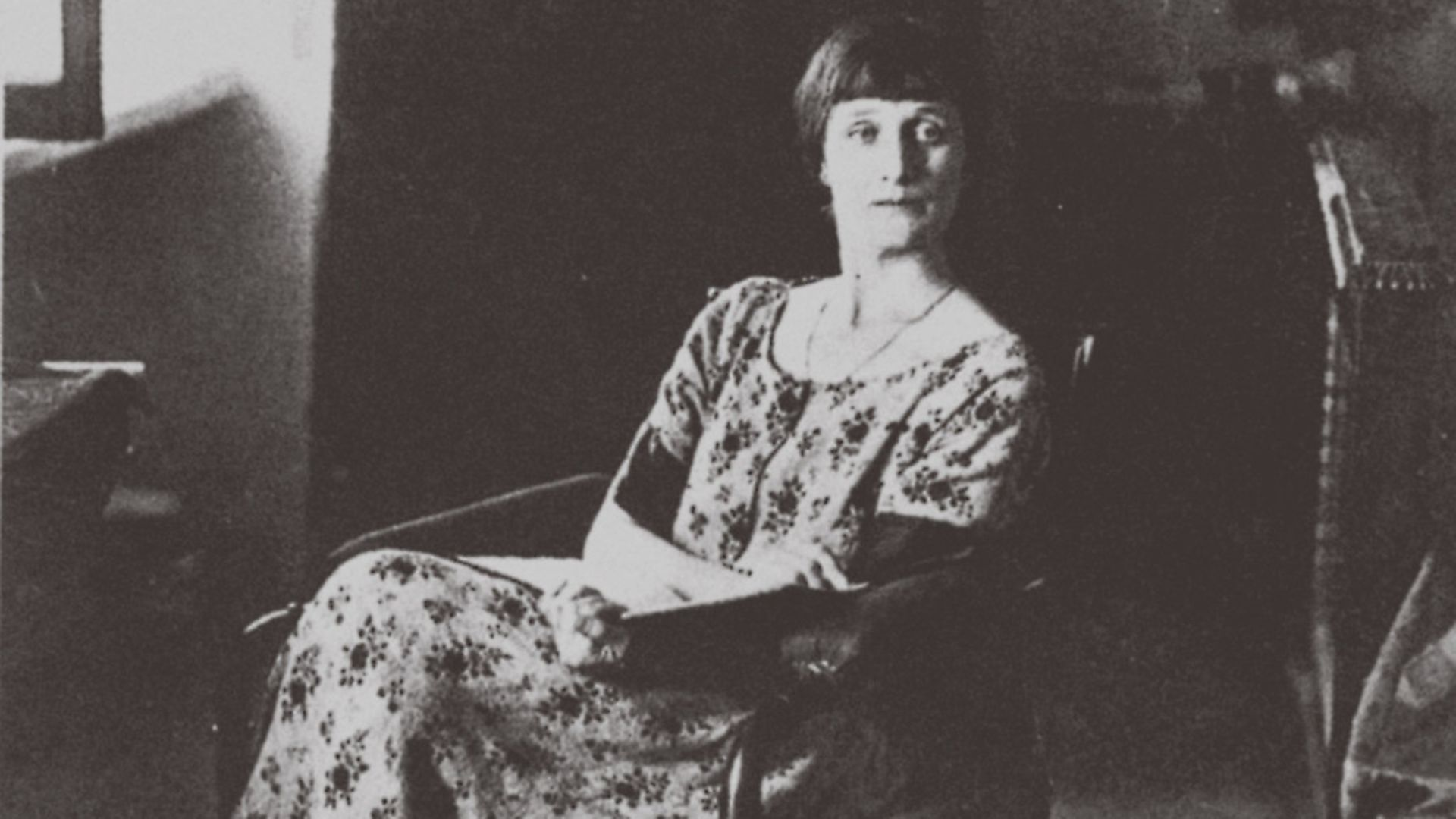 Poetess Anna Akhmatova (1889-1966). Photo by Fine Art Images/Heritage Images/Getty Images - Credit: Heritage Images/Getty Images