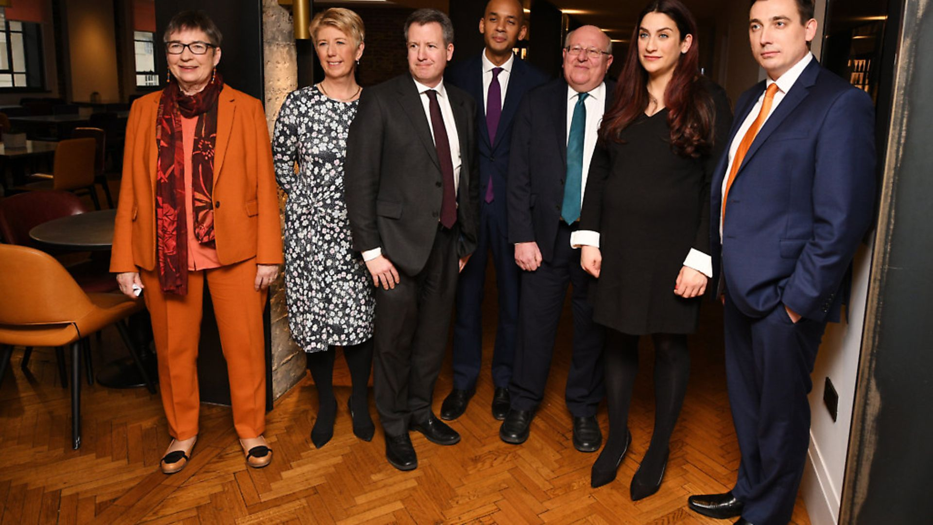 Mitch Benn says The Independent Group must earn the support of Remainers. Picture: Leon Neal/Getty Images - Credit: Getty Images