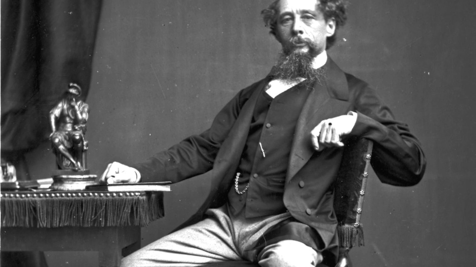 Charles Dickens found much of his inspiration on his European travels. Picture: John & Charles Watkins/Getty Images - Credit: Getty Images