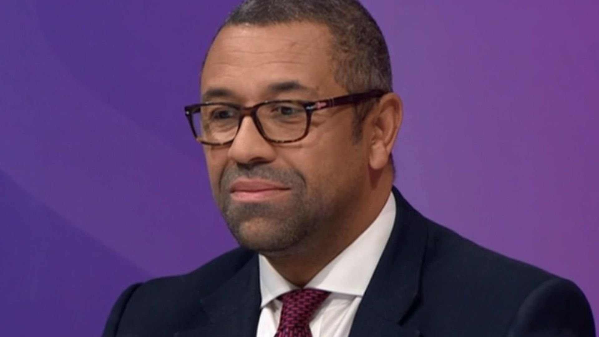 James Cleverly - Credit: Question Time/BBC