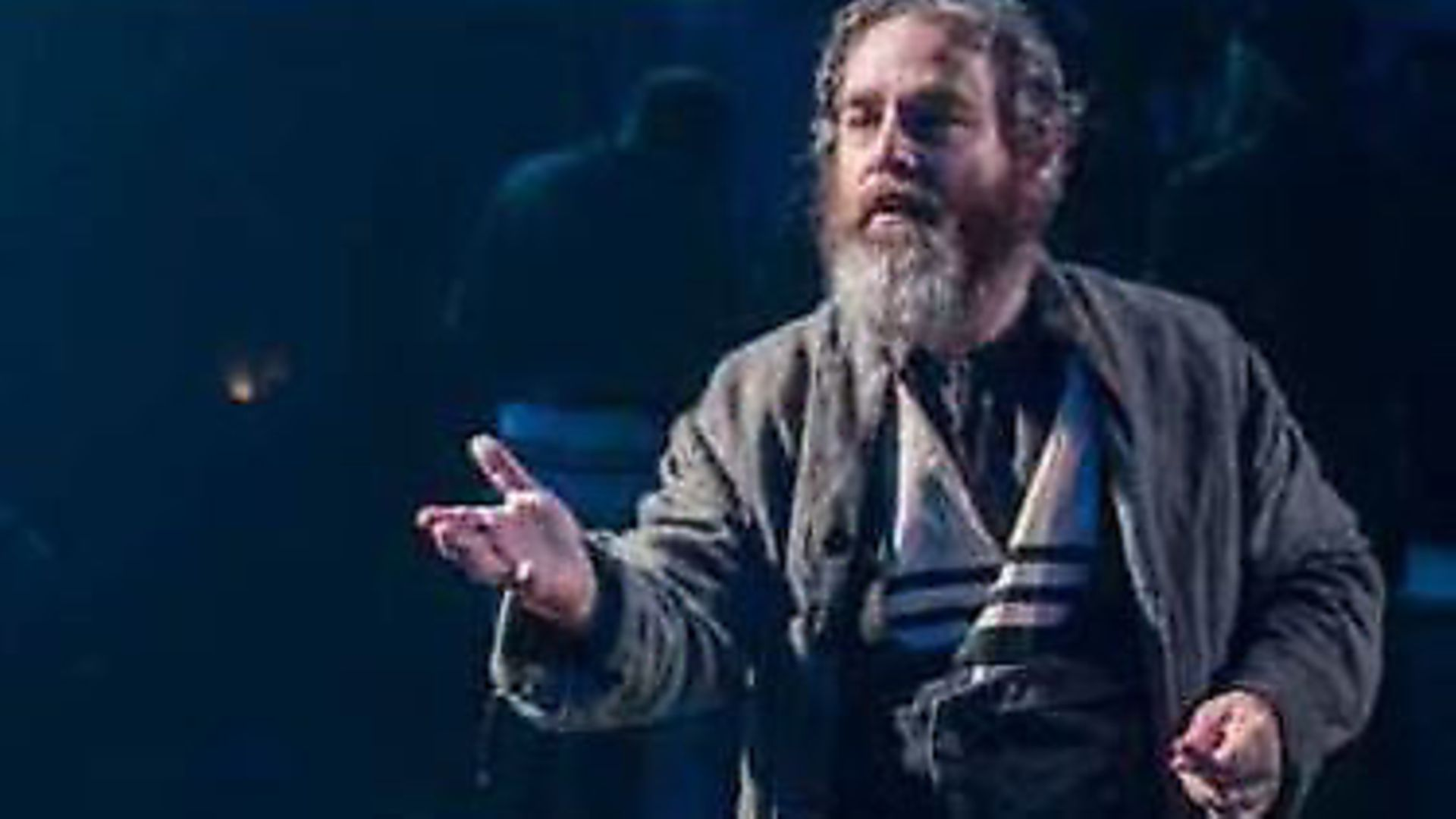 Andy Nyman as Tevye in Fiddler on the Roof. Picture: Johan Persson - Credit: Archant
