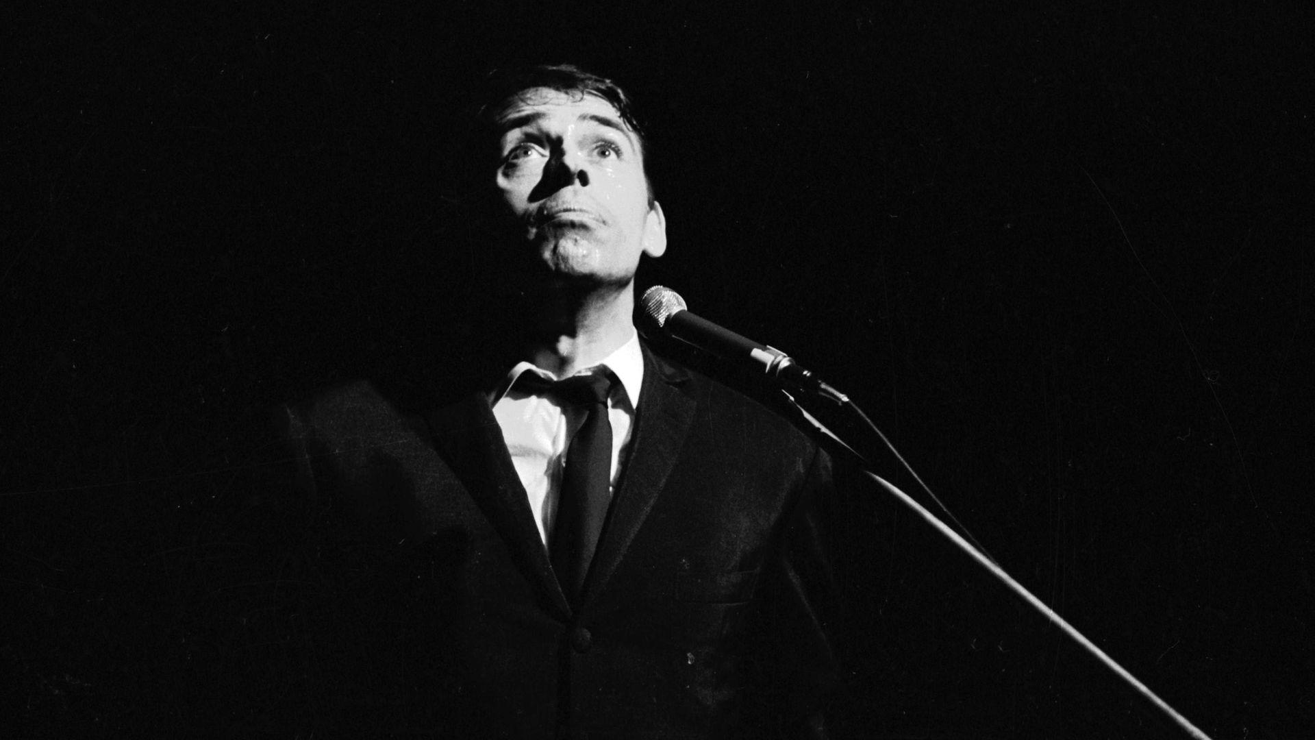 Jacques Brel (1929-1978), Belgian singer-songwriter - Credit: Roger Viollet via Getty Images/Roger Viollet via Getty Images