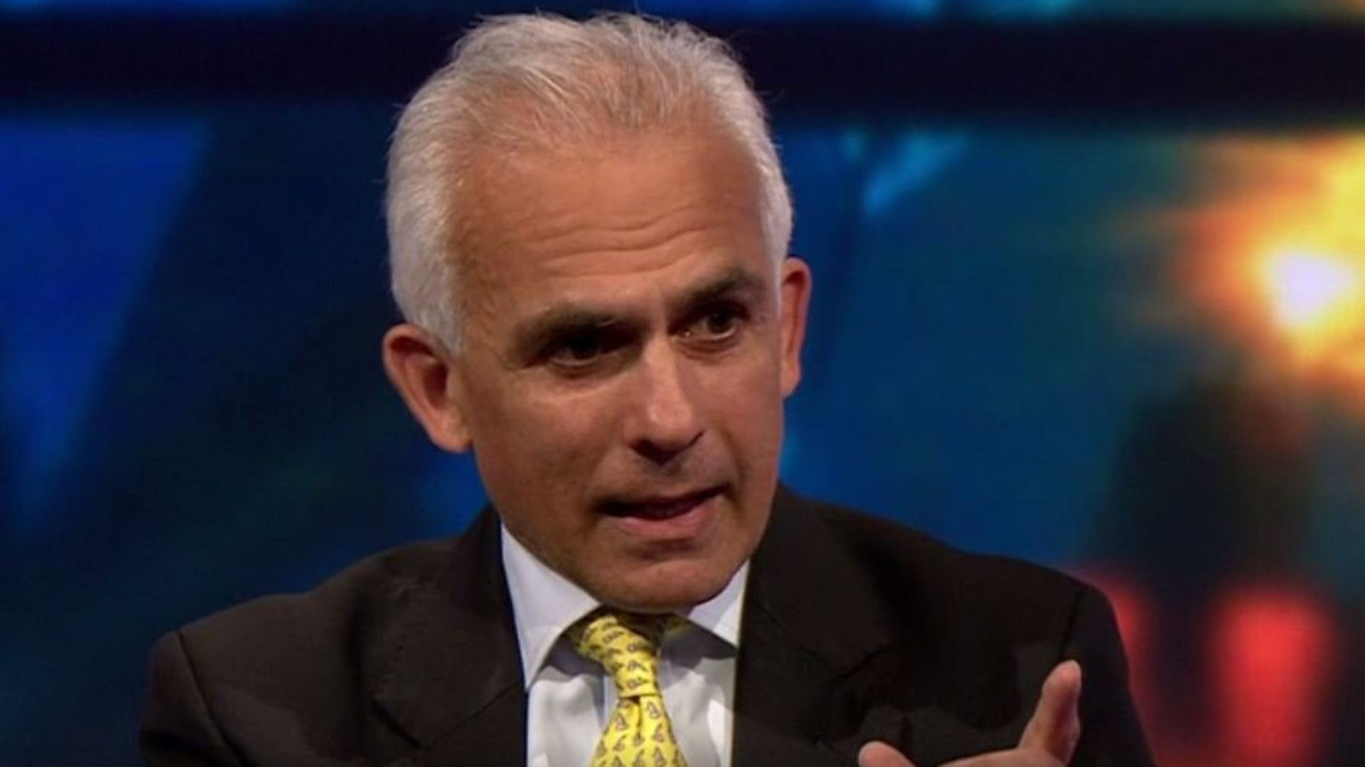Ex-Brexit Party MEP for London Ben Habib has accused Boris Johnson of backtracking on a pledge to make a clean break from the EU. - Credit: BBC
