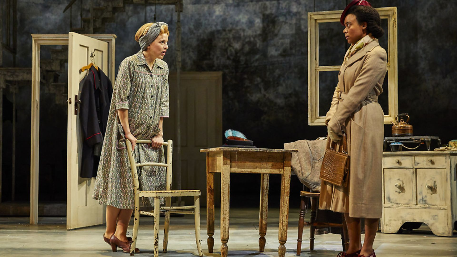 SMALL ISLAND at Royal National Theatre London. Picture: Supplied - Credit: Archant