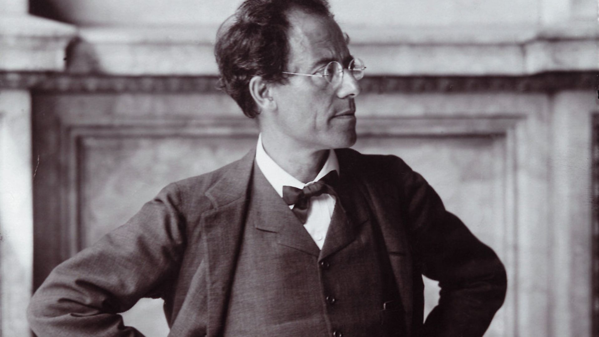The Austrian composer Gustav Mahler. Photo: Imagno/Getty Images - Credit: Getty Images