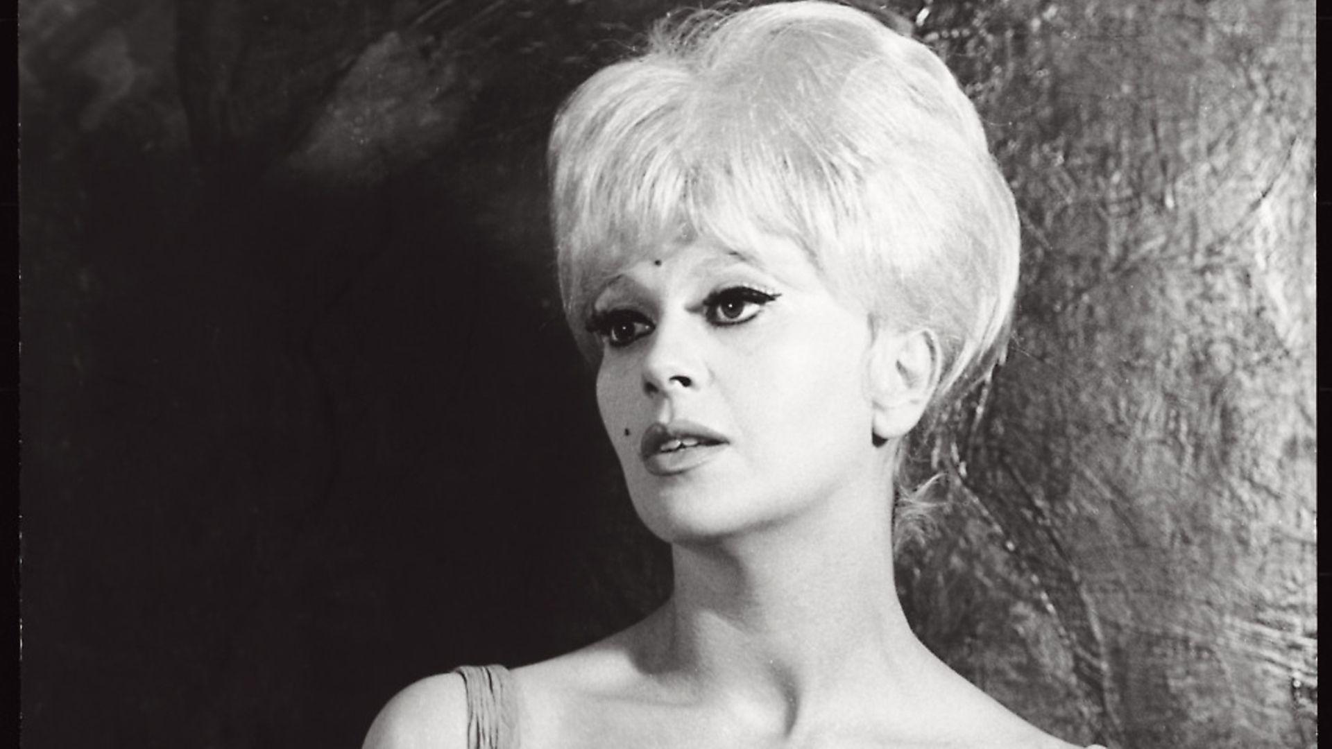 Portrait of Italian actress Franca Rame. 1960s Photo: Mondadori Portfolio by Getty Images. - Credit: Mondadori via Getty Images